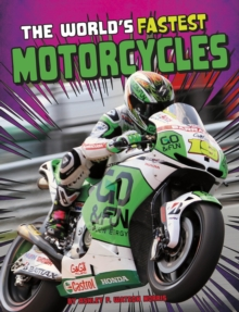The World's Fastest Motorcycles, Paperback Book