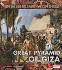 The Great Pyramid of Giza, Hardback Book
