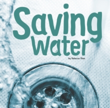 Saving Water, Paperback / softback Book
