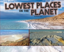 Lowest Places on the Planet, Paperback Book