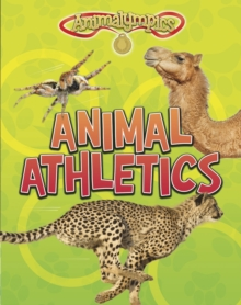Animal Athletics, Hardback Book