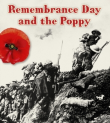 The Remembrance Day and the Poppy, Hardback Book