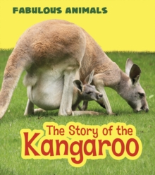 The Story of the Kangaroo, Paperback Book