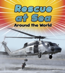Rescue at Sea Around the World, Hardback Book