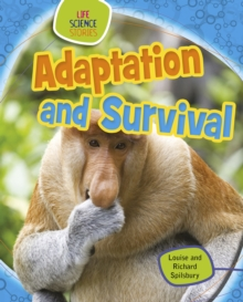 Adaptation and Survival, Paperback Book