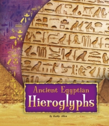 Ancient Egyptian Hieroglyphs, Hardback Book