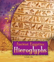 Ancient Egyptian Hieroglyphs, Paperback Book