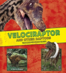 Velociraptor and Other Raptors : The Need-to-Know Facts, Paperback Book