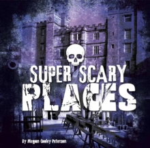 Super Scary Places, Paperback Book