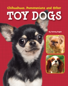 Chihuahuas, Pomeranians and Other Toy Dogs, Paperback Book