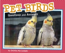 Pet Birds : Questions and Answers, Hardback Book