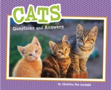 Cats : Questions and Answers, Paperback Book