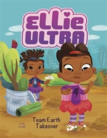 Team Earth Takeover, Paperback / softback Book