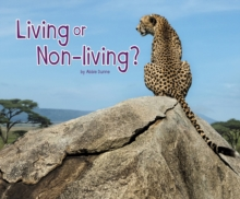 Living or Non-Living?, Paperback Book