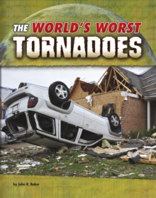 The World's Worst Tornadoes, Paperback Book