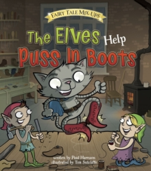 The Elves Help Puss in Boots, Paperback Book