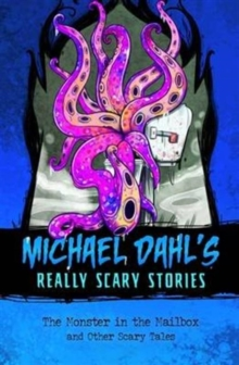Michael Dahl's Really Scary Stories Pack B of 4, Paperback Book