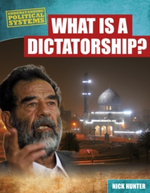 What is a Dictatorship?, Hardback Book