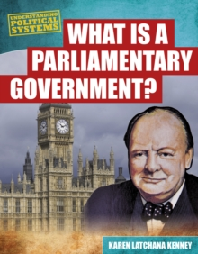 What Is a Parliamentary Government?, Hardback Book