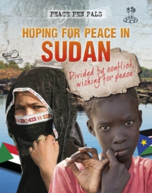Hoping for Peace in Sudan, Hardback Book