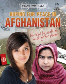 Hoping for Peace in Afghanistan, Hardback Book