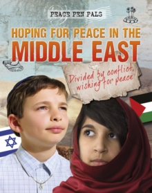 Hoping for Peace in the Middle East, Paperback / softback Book