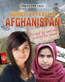 Hoping for Peace in Afghanistan, Paperback Book