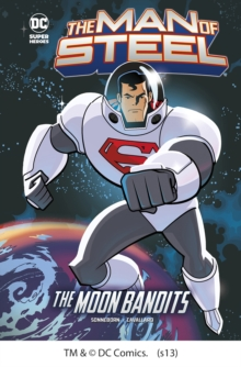 The Moon Bandits, Paperback Book