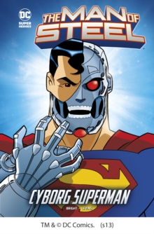 Cyborg Superman, Paperback Book