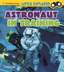 Astronaut in Training, Hardback Book
