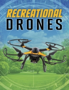 Recreational Drones, Paperback / softback Book