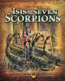 Isis and the Seven Scorpions, Paperback Book