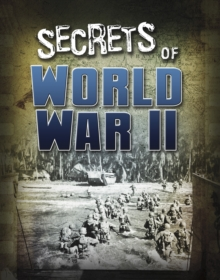 Secrets of World War II, Hardback Book