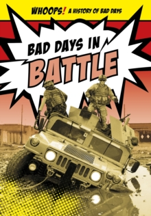 Bad Days in Battle, Paperback / softback Book