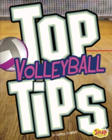 Top Volleyball Tips, Paperback Book