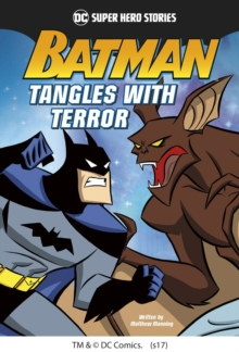 Batman Tangles with Terror, Paperback Book