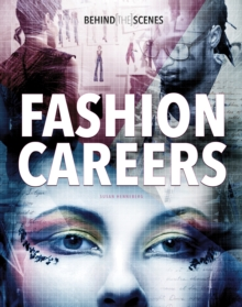 Behind-The-Scenes Fashion Careers, Hardback Book