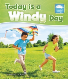 Today is a Windy Day, Hardback Book