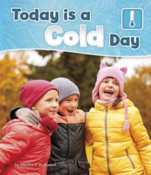 Today is a Cold Day, Hardback Book