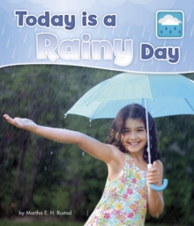 Today is a Rainy Day, Paperback Book