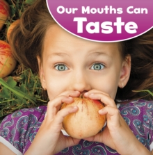Our Mouths Can Taste, Hardback Book