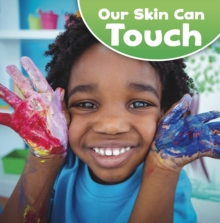 Our Skin Can Touch, Hardback Book