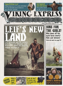 The Viking Express, Hardback Book