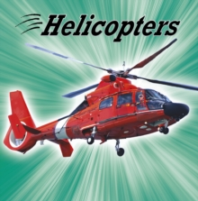 Helicopters, Hardback Book