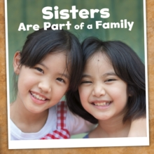 Sisters are Part of a Family, Hardback Book
