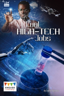 Cool High-Tech Jobs, Paperback Book