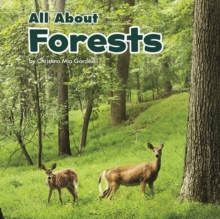 All About Forests, Hardback Book
