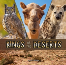 Kings of the Deserts, Paperback / softback Book
