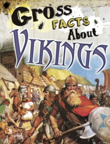 Gross Facts About Vikings, Paperback Book