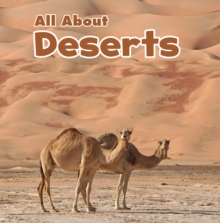 All About Deserts, Hardback Book